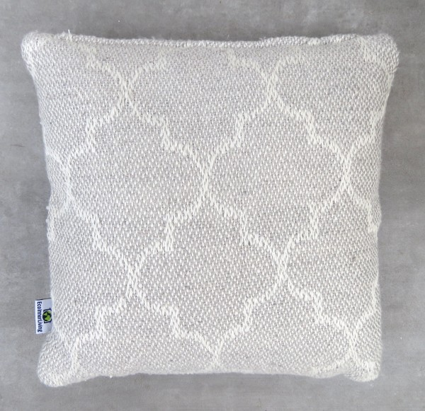 Jacqui Grey Cushion