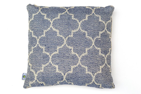 Jacqui Blue Cushion